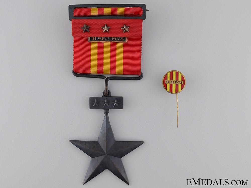 A 1973 Chilean General's Award