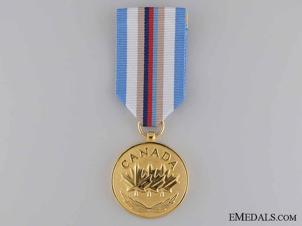 A 1997 Canadian Somalia Campaign Medal