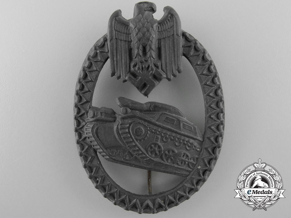 A Panzer Lanyard Badge