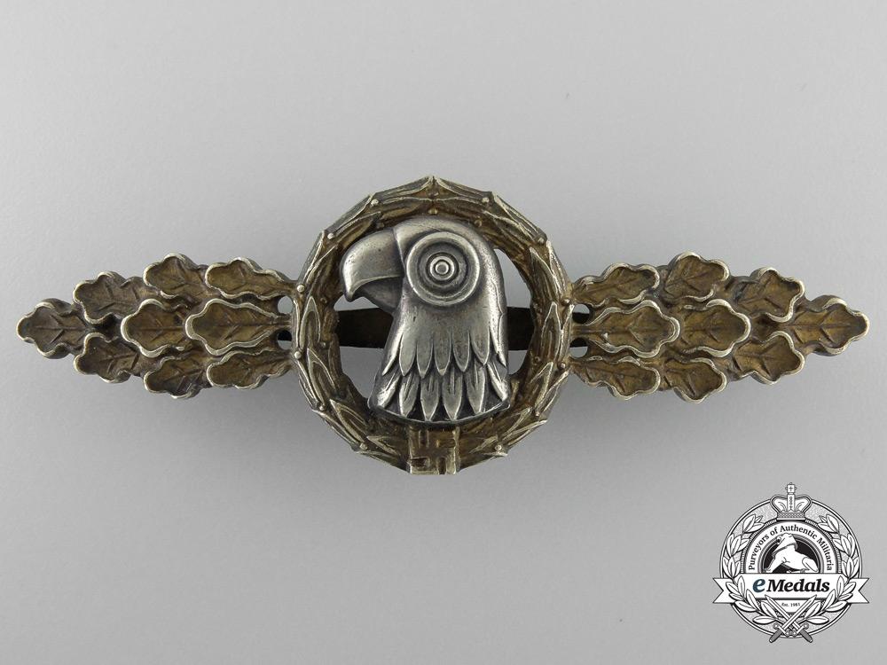 A Gold Grade Luftwaffe Reconnaissance Squadron Clasp