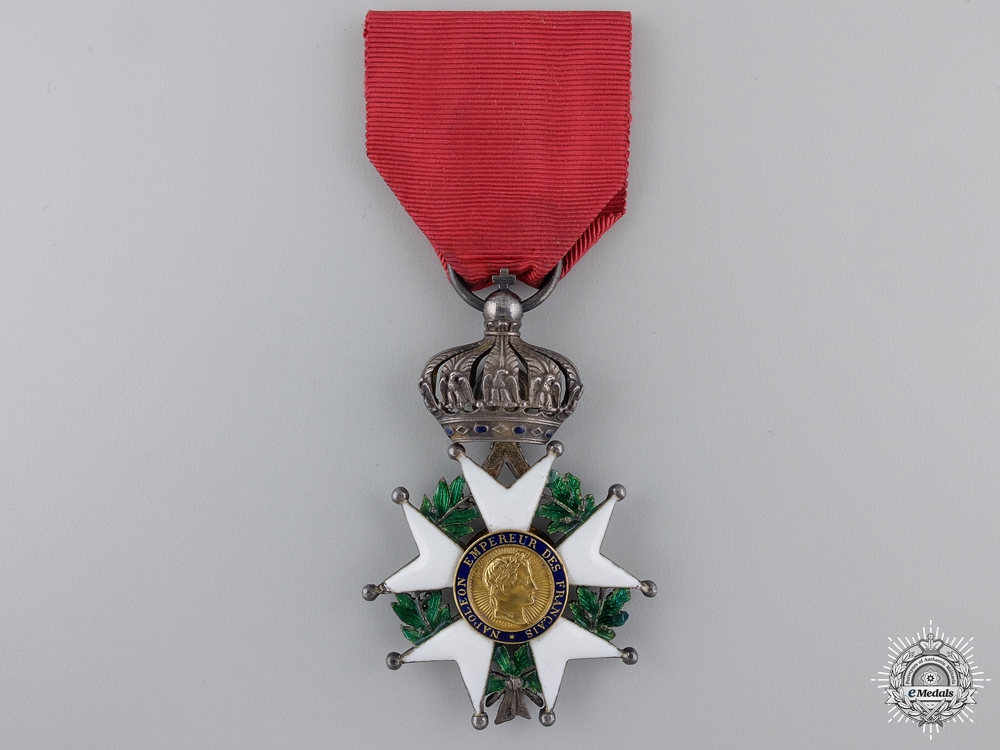 A 2nd Empire French Legion D'Honneur; Knight