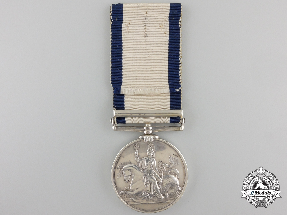 Great Britain. A Naval General Service Medal 1793-1840 for Basque Roads 1809