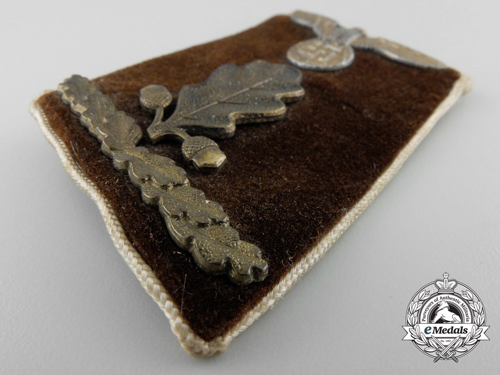 An NSDAP Collar Tab; Kreis Oberabschnittsleiter