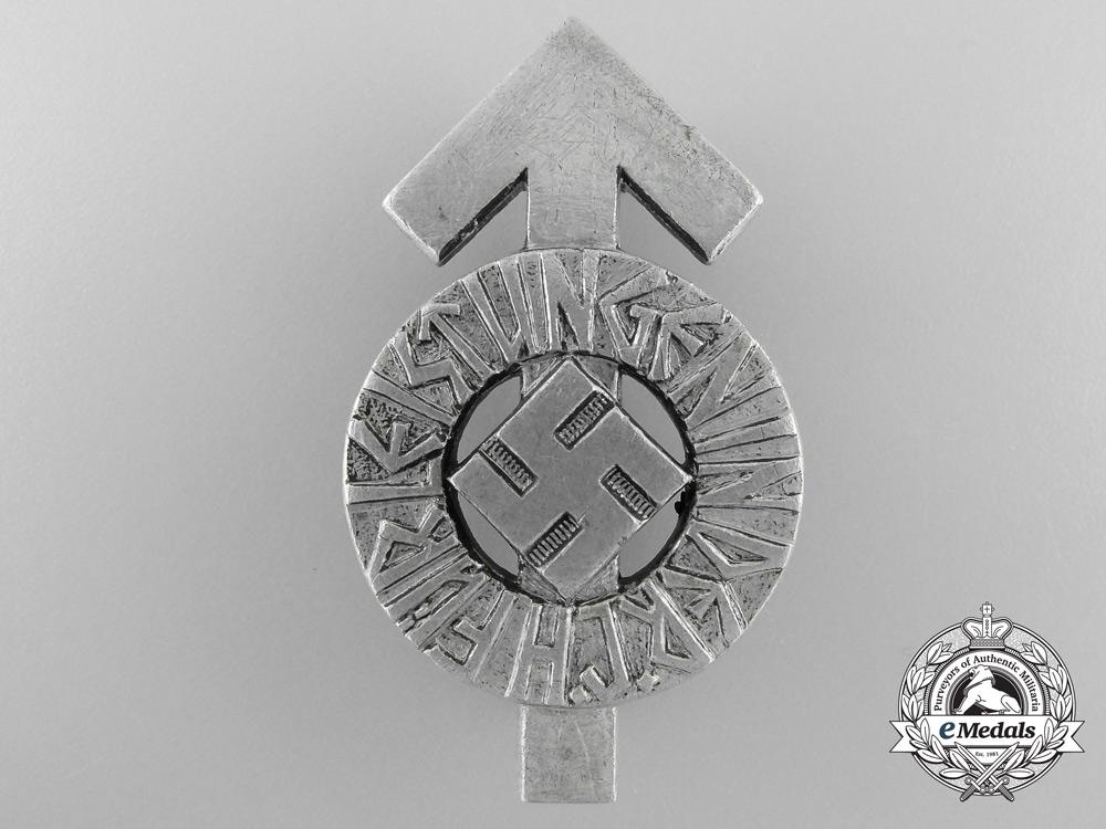 An HJ Proficiency Badge by Berg & Nolte