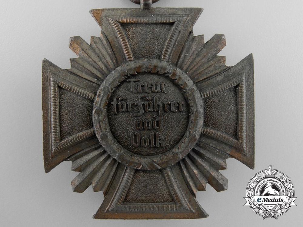 An NSDAP Long Service Award; Third Class