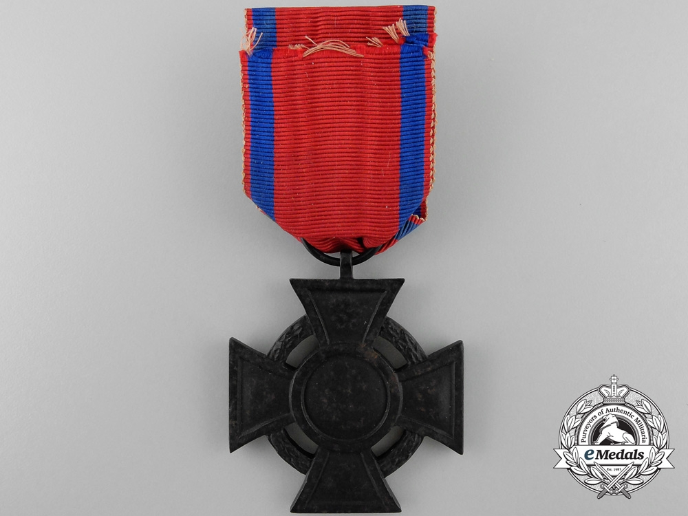 A Mint Oldenburg Friedrich August Cross; 2nd Class with Dem Feinde Ribbon & Packet