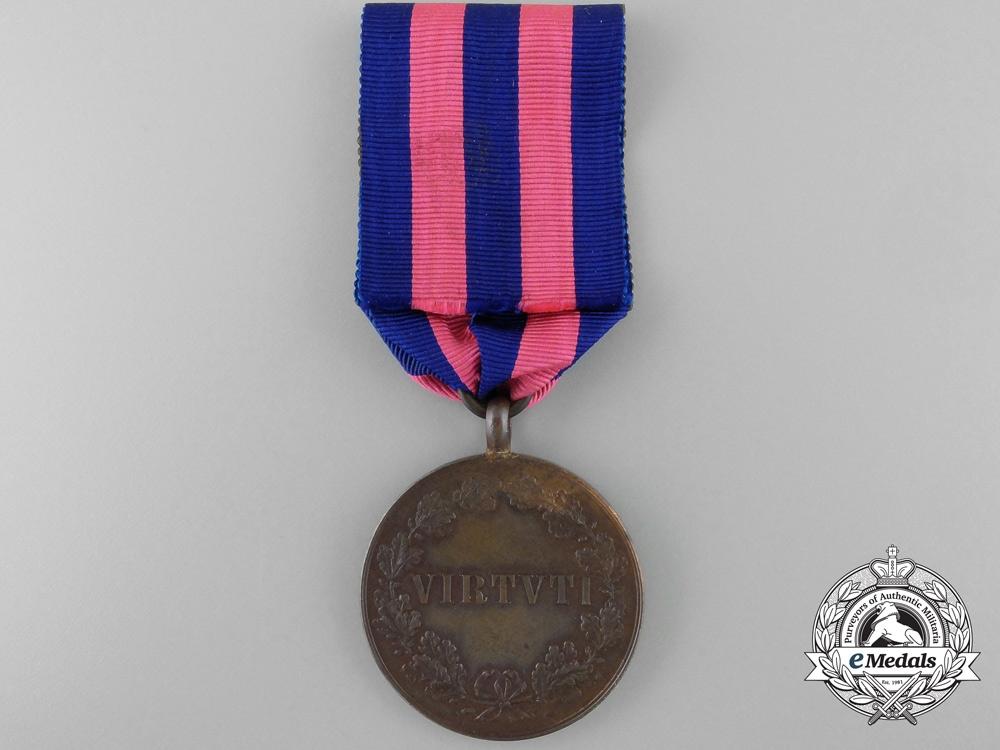A Bavarian Merit Medal of St.Michael