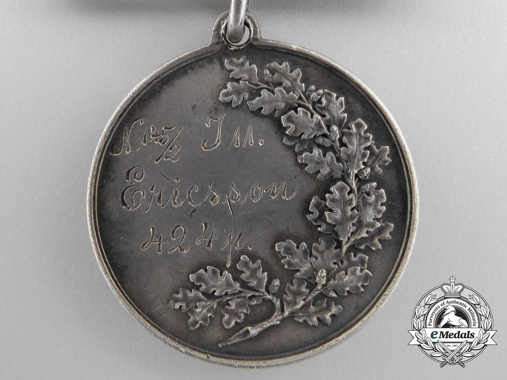 A Swedish Blekinge Shooting Association Medal