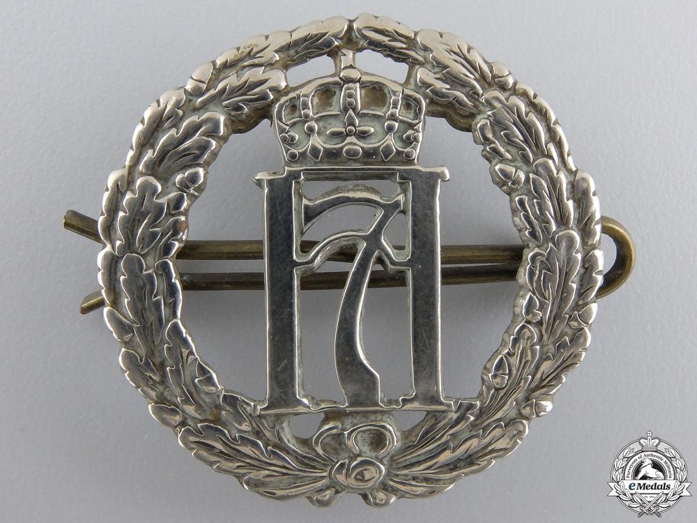 A 5th Norwegian Troop 10th Commando Volunteers in the United Kingdom Beret Badge 1940-1945