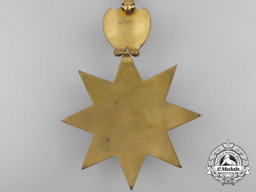An Order of the Star of Ethiopia; Grand Officer Set by B.A. Sevadjian