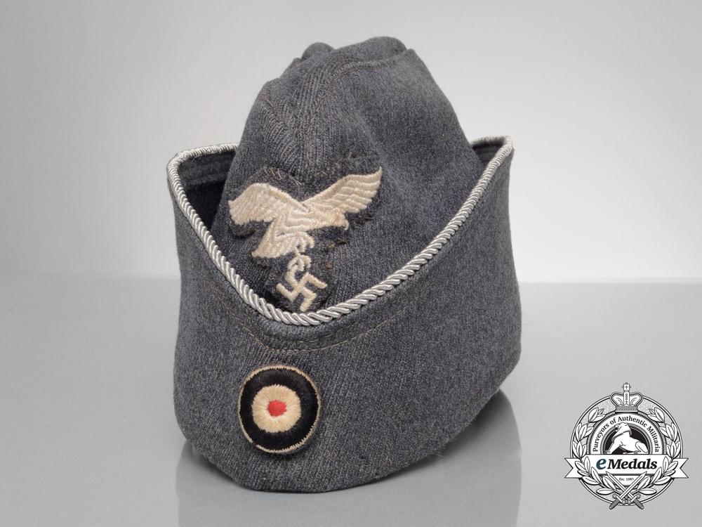 A Luftwaffe Officer's Overseas Field Cap