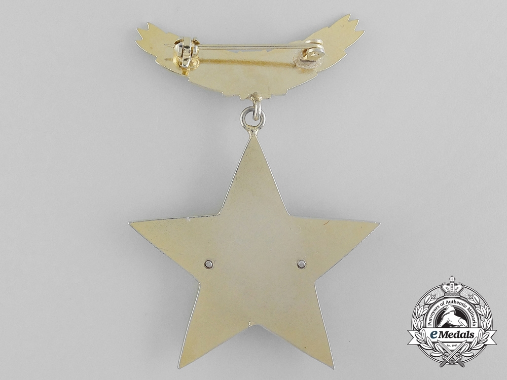 A Scarce Romanian Socialist Republic Order of the Hero