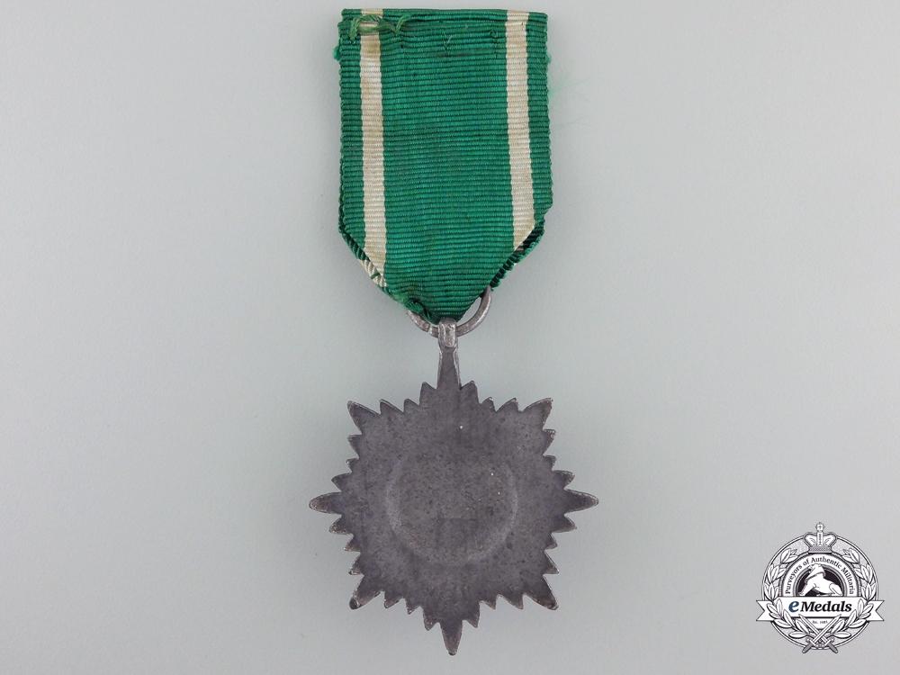 An Ostvolk Merit Badge 2nd Class Silver Grade