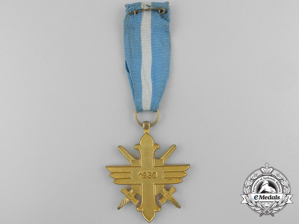 A romanian air force bravery decoration 1st class for Air force decoration