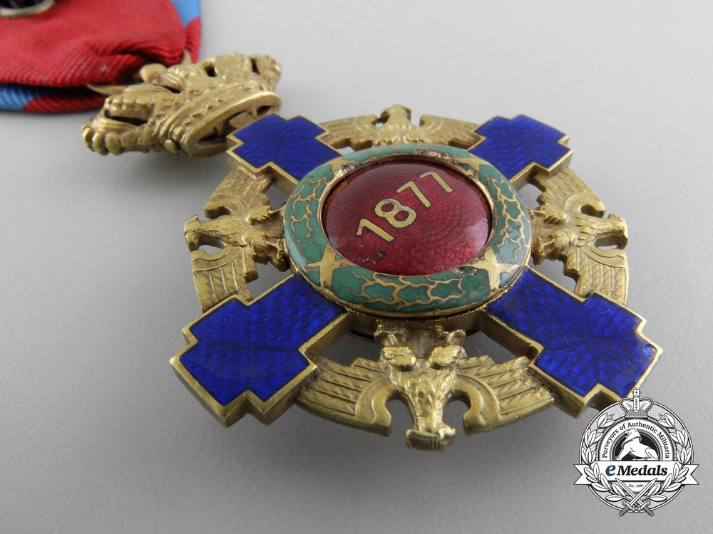 Three romanian awards decorations for Award decoration