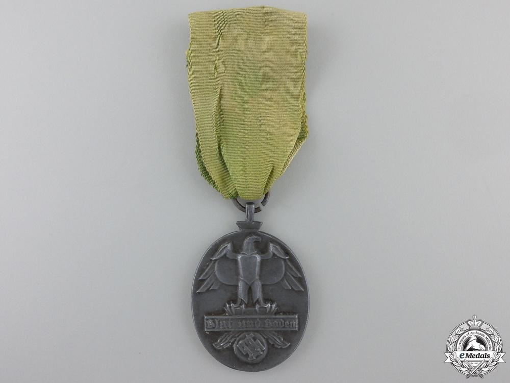 A Bavarian Reichsnährstand (RNST) Medal for Twenty Years' Faithful Service
