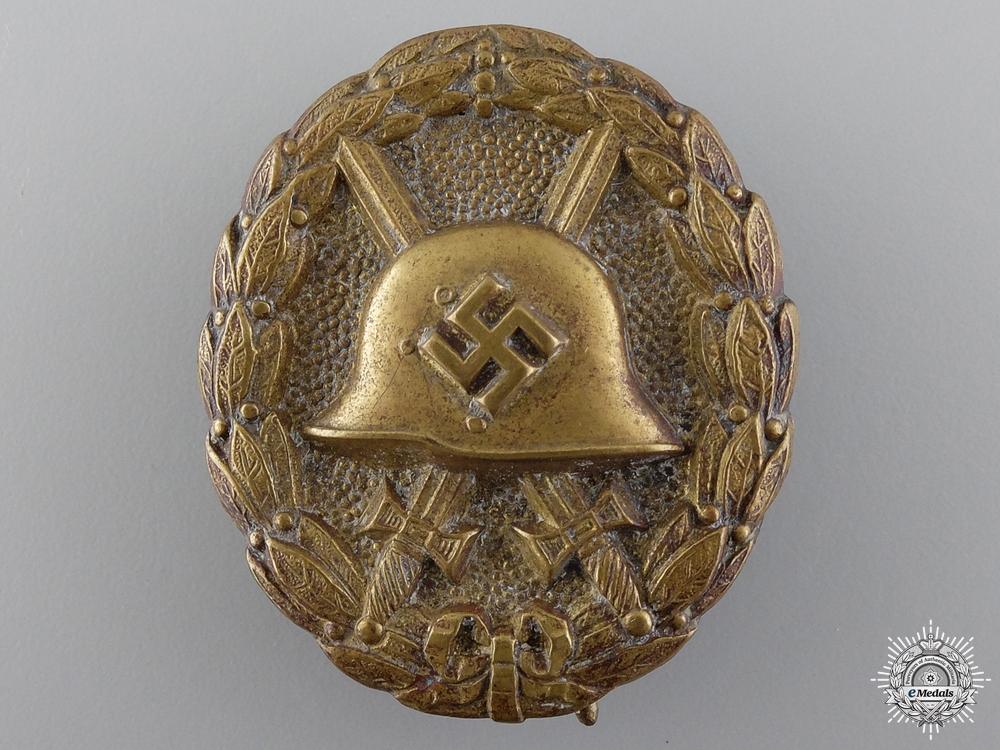A Black Grade Condor Legion Wound Badge