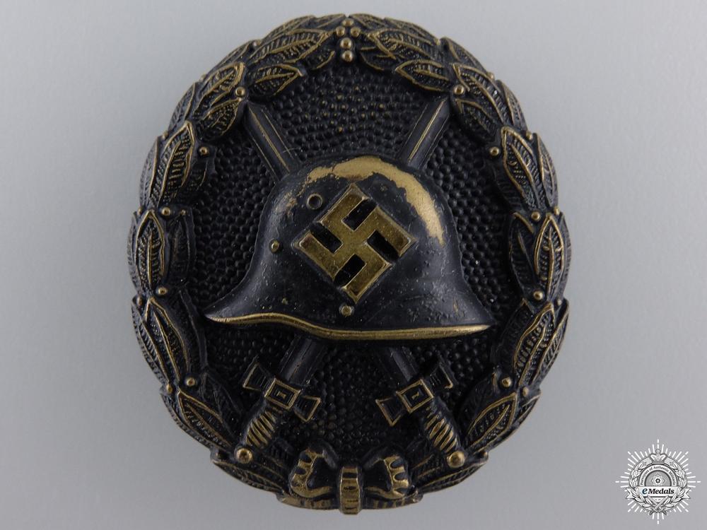 A Black Grade Legion of Condor Wound Badge