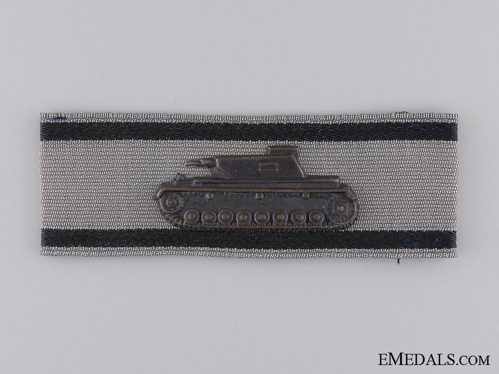 A Black Grade Tank Destruction Badge