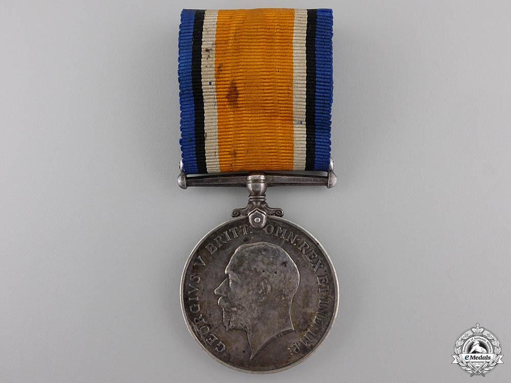 A British War Medal to Doctor & Captain E.E. Cunnah