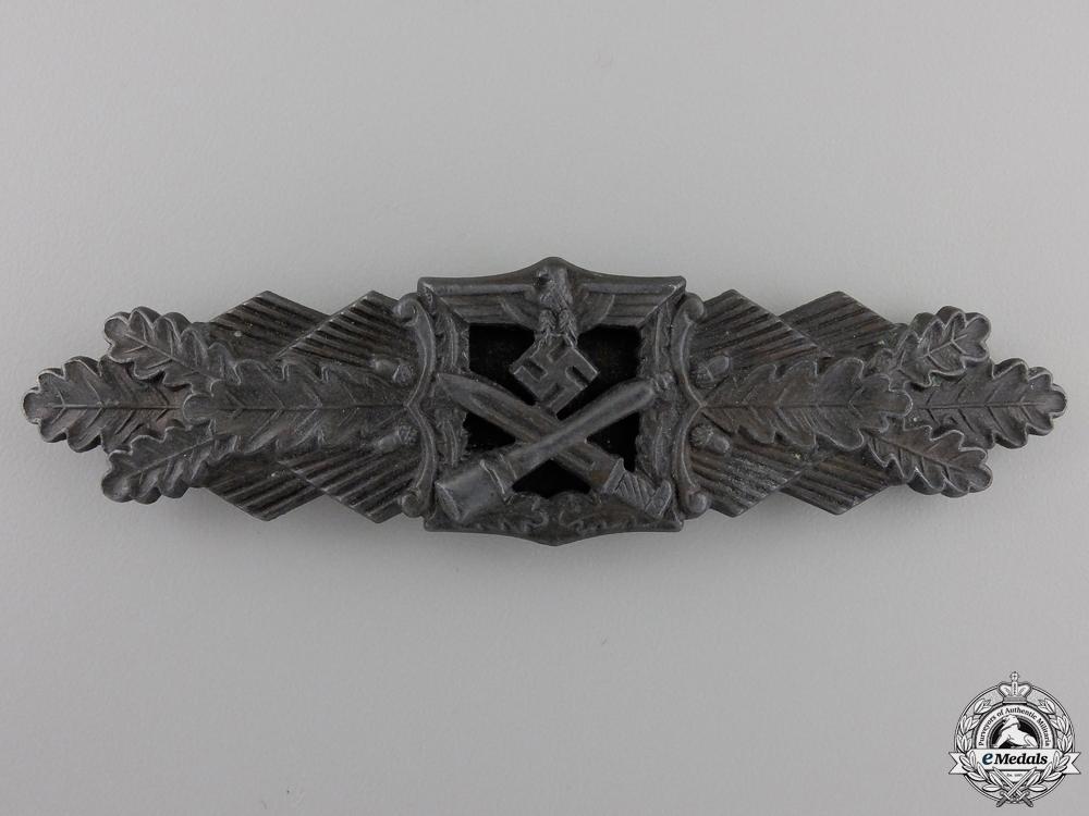 A Bronze Grade Close Combat Clasp by Josef Feix & Söhne