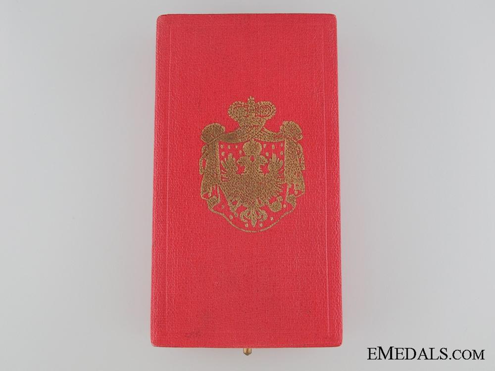 A Case for Order of Danilo I