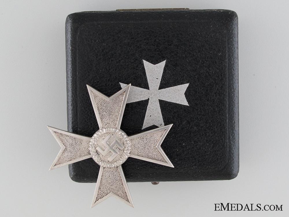 A Cased War Merit Cross 1st Class by S & L