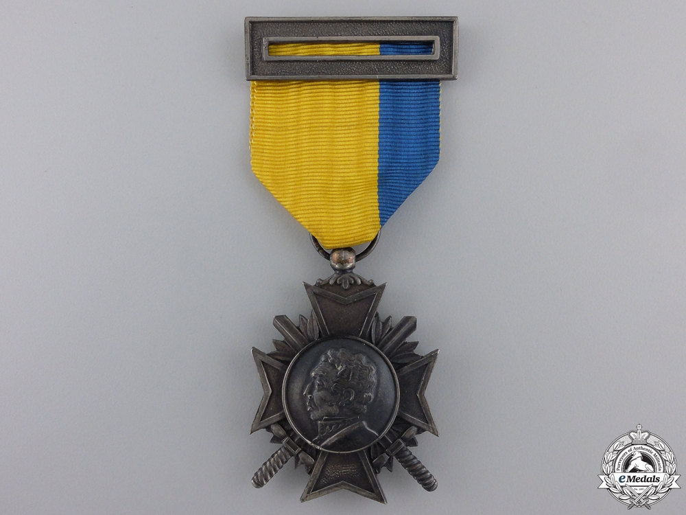 A Columbian Antonio Narino Order of Military Merit; Knight