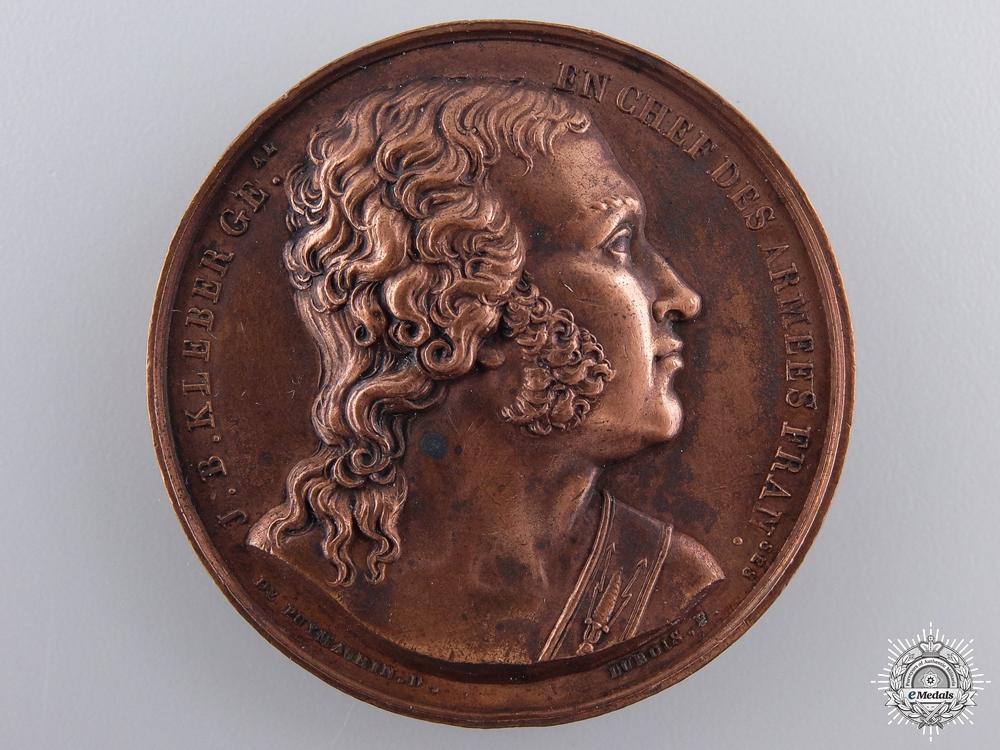 A Commander Jean Baptiste Kléber Commemorative Medal