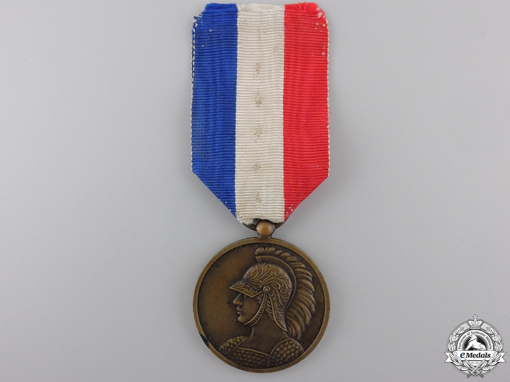 A Cuban Army Long Service Medal