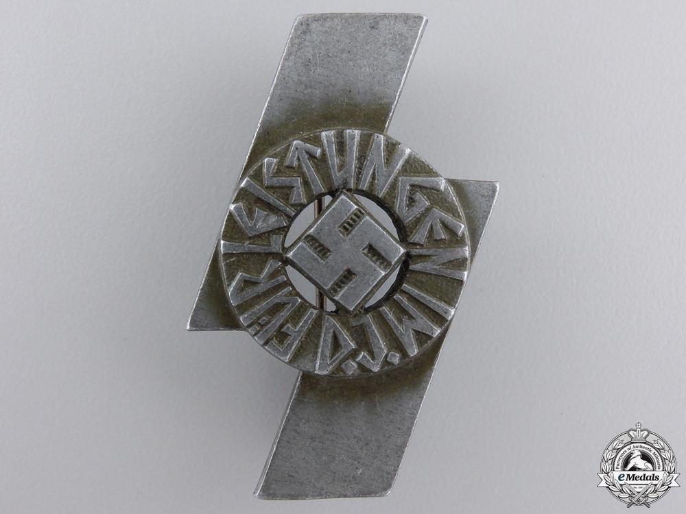 A DJ Badge by Steinhauer & Lück