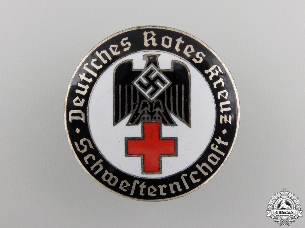 A DRK Sisterhood Service Badge