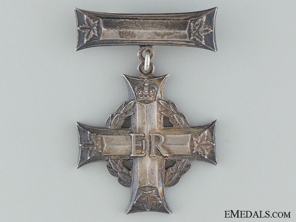 A ERII Memorial Cross to L.M. Velbaks
