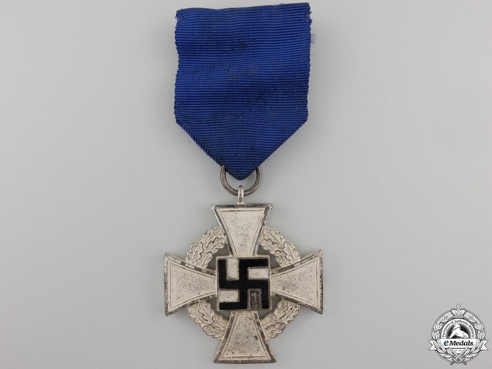 A Faithful Service Cross; Third Class