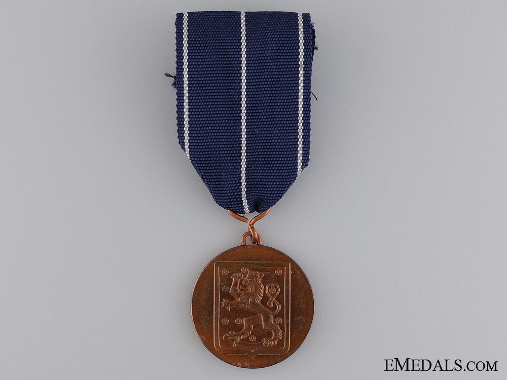 A Finish Continuation War Commemorative Medal 1941-1945