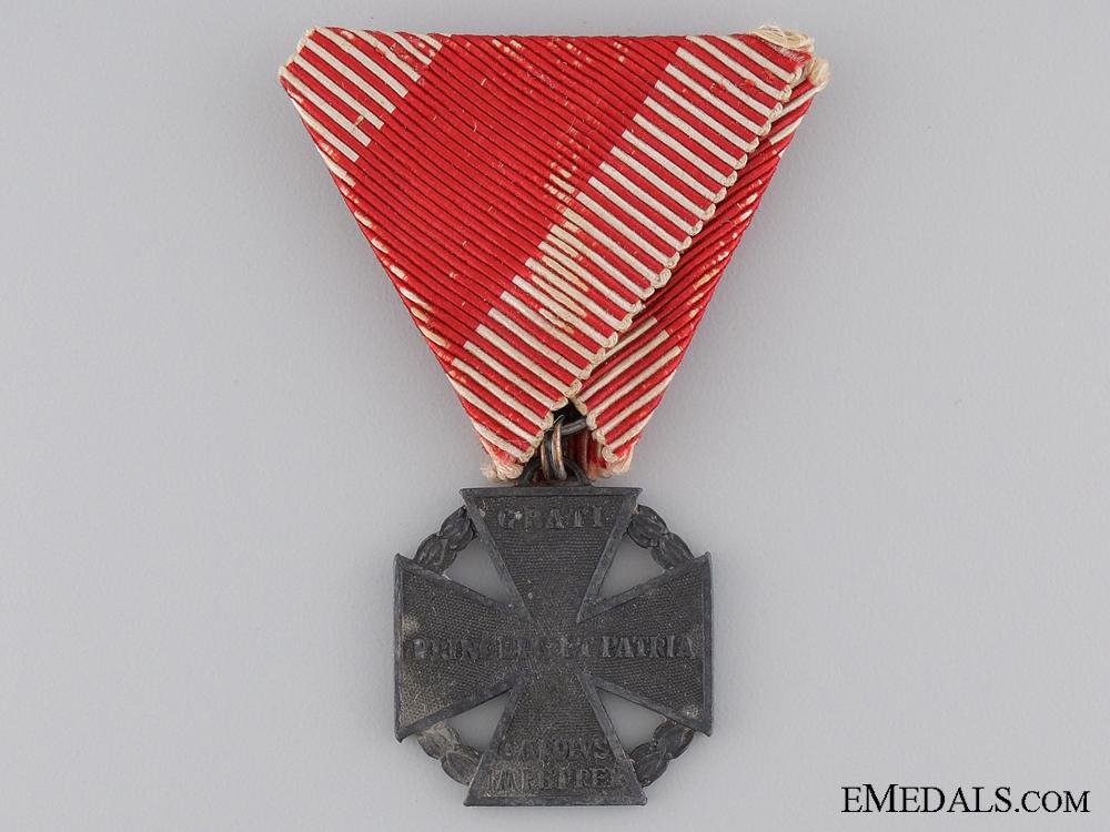 An WWI Austrian Karl Troop Cross