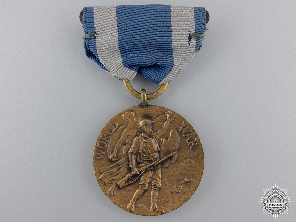 A First War New York State Medal of Honor for War Service