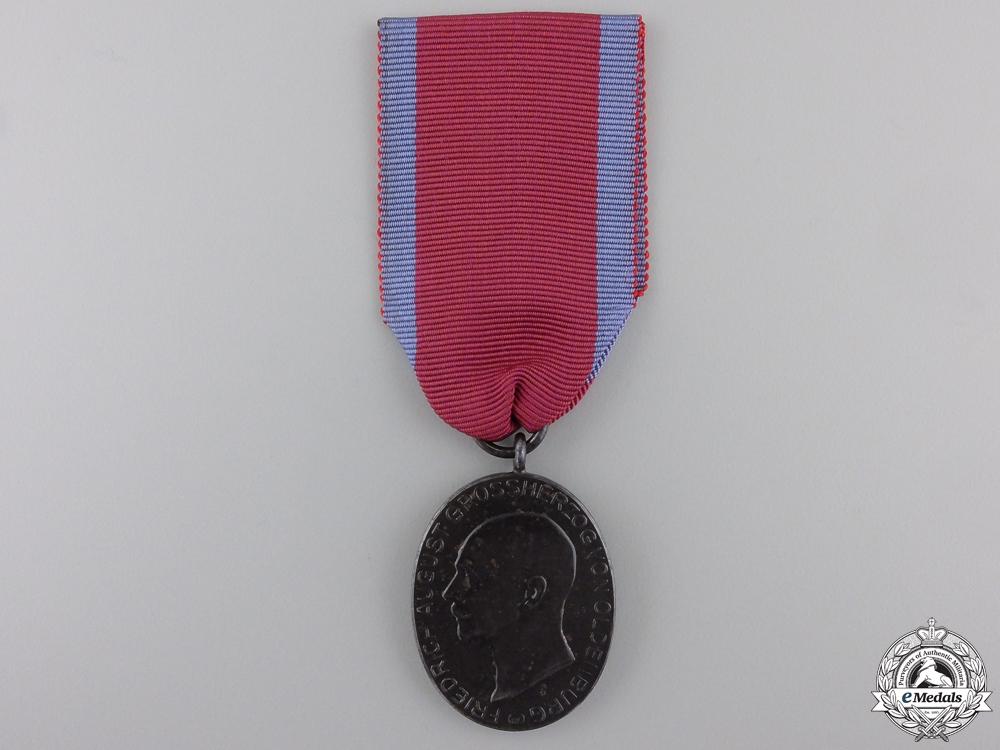 A First War Oldenburg Faithful Service Medal 1916-18
