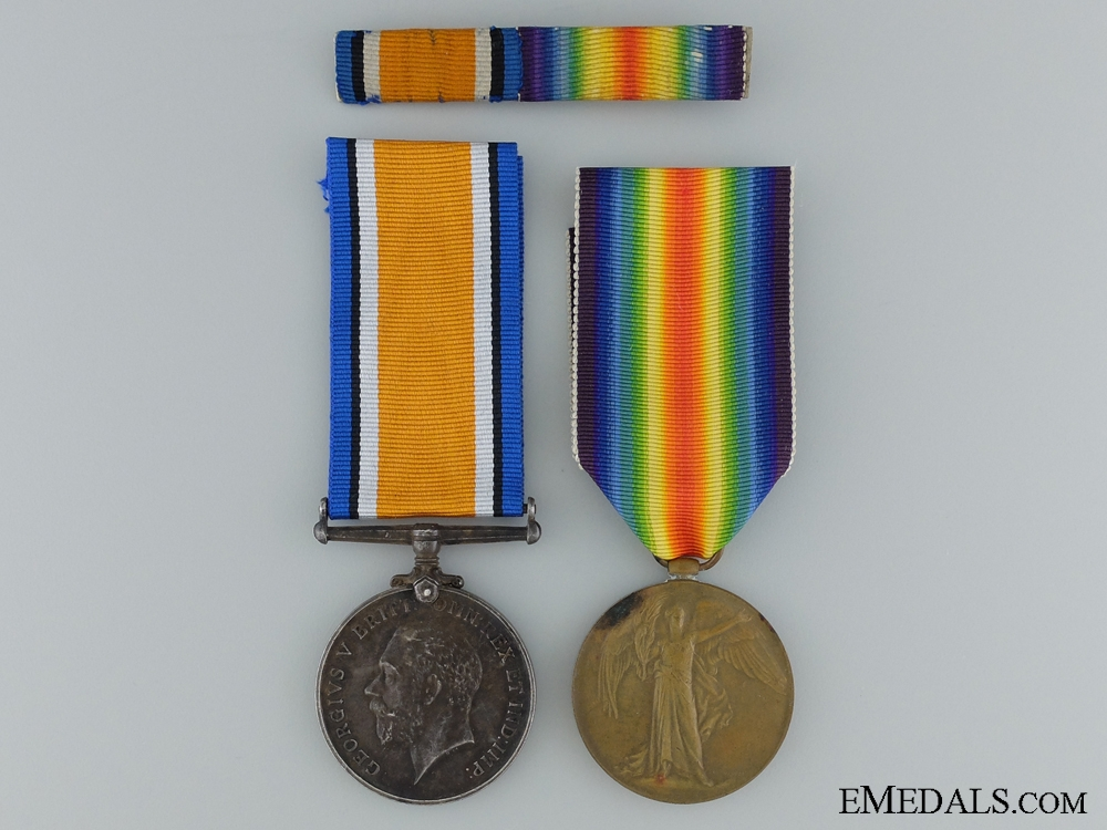 A First War Pair to the Queen Mary's Auxiliary Ambulance Corps