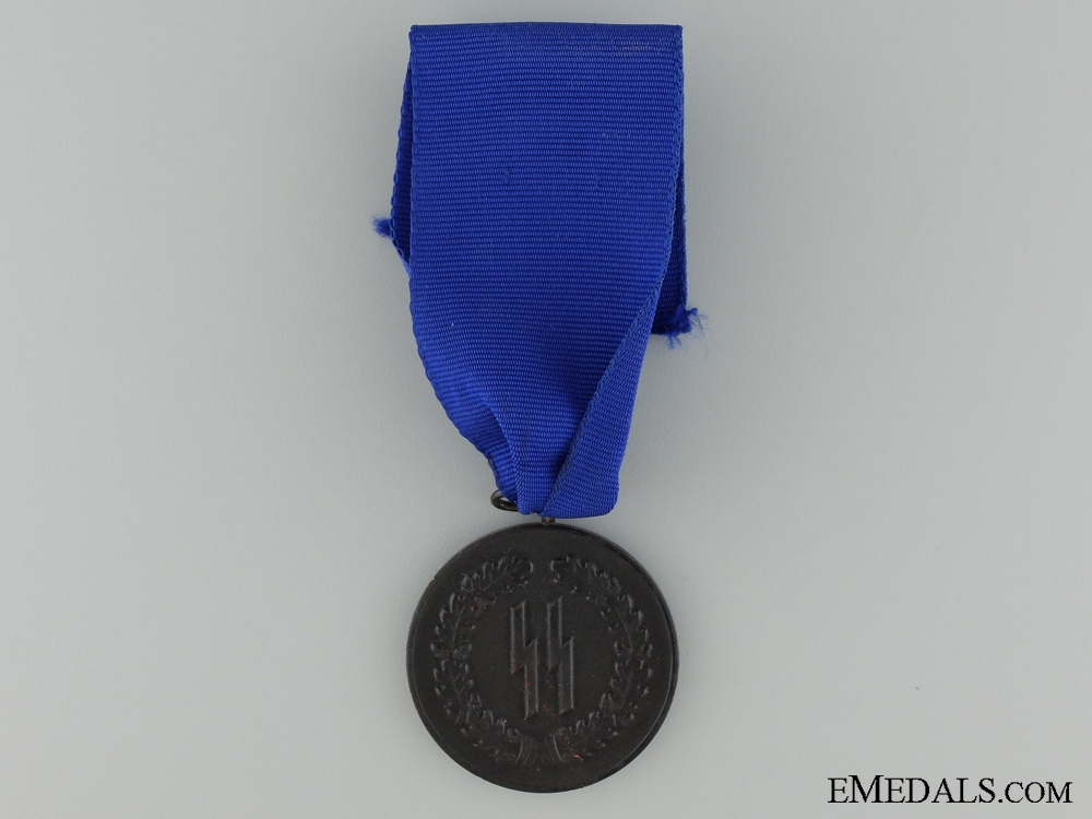 A Four Year SS Long Service Award; 4th Class