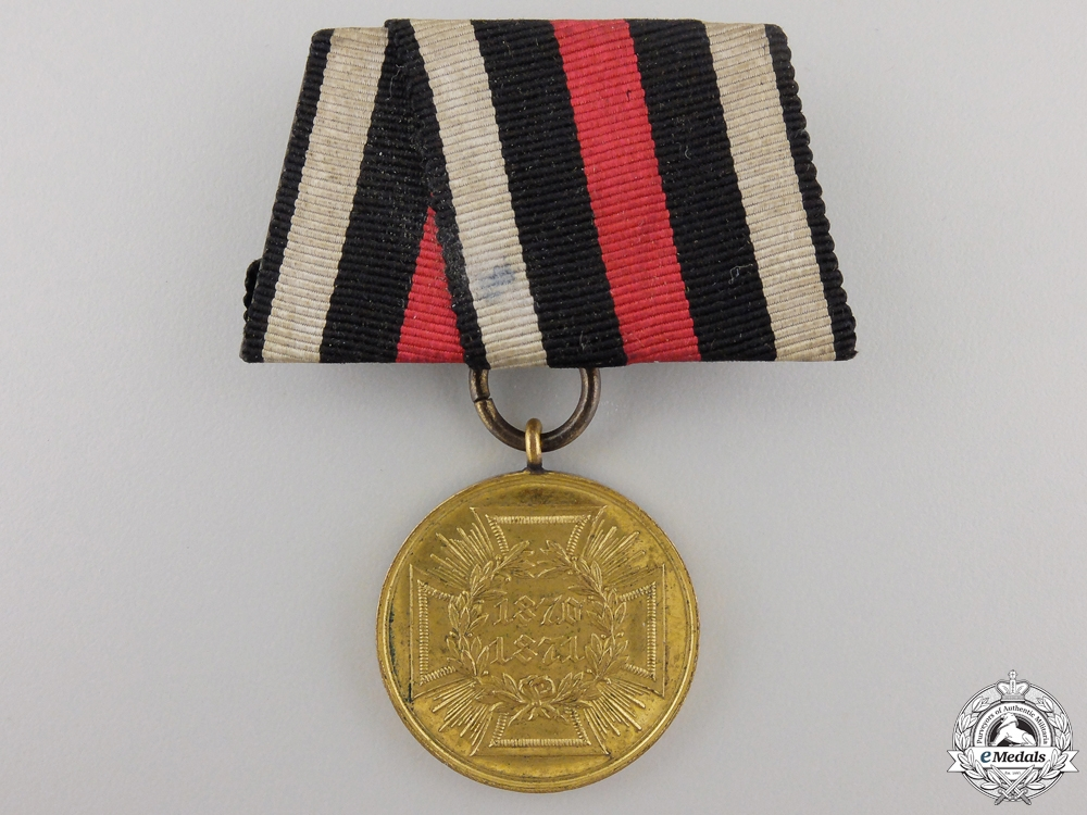A Franco-Prussian War Merit Medal 1870-1871 for Combatants