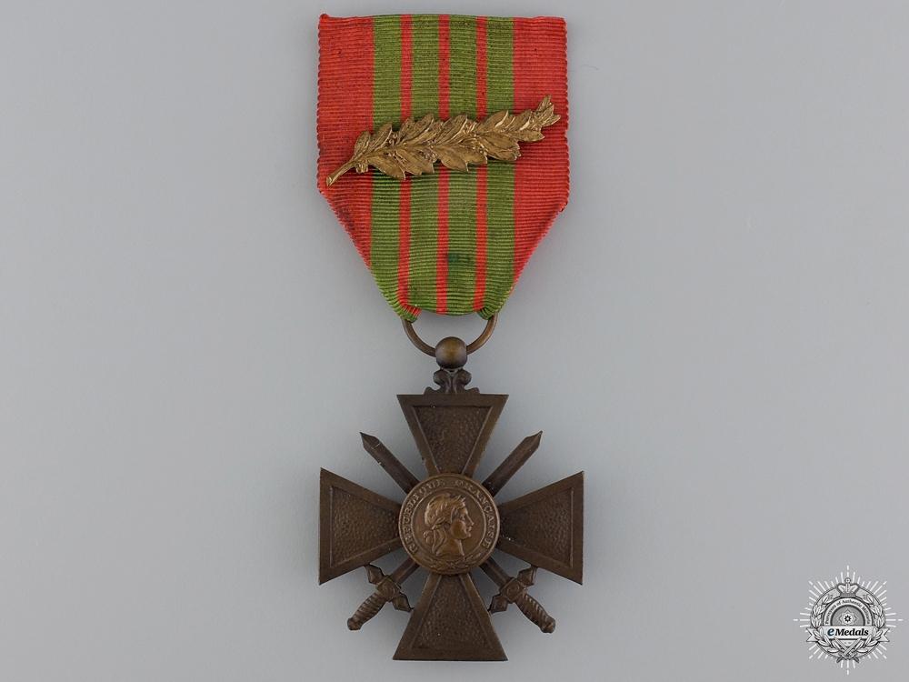 A French 1939-1945 Croix de Guerre