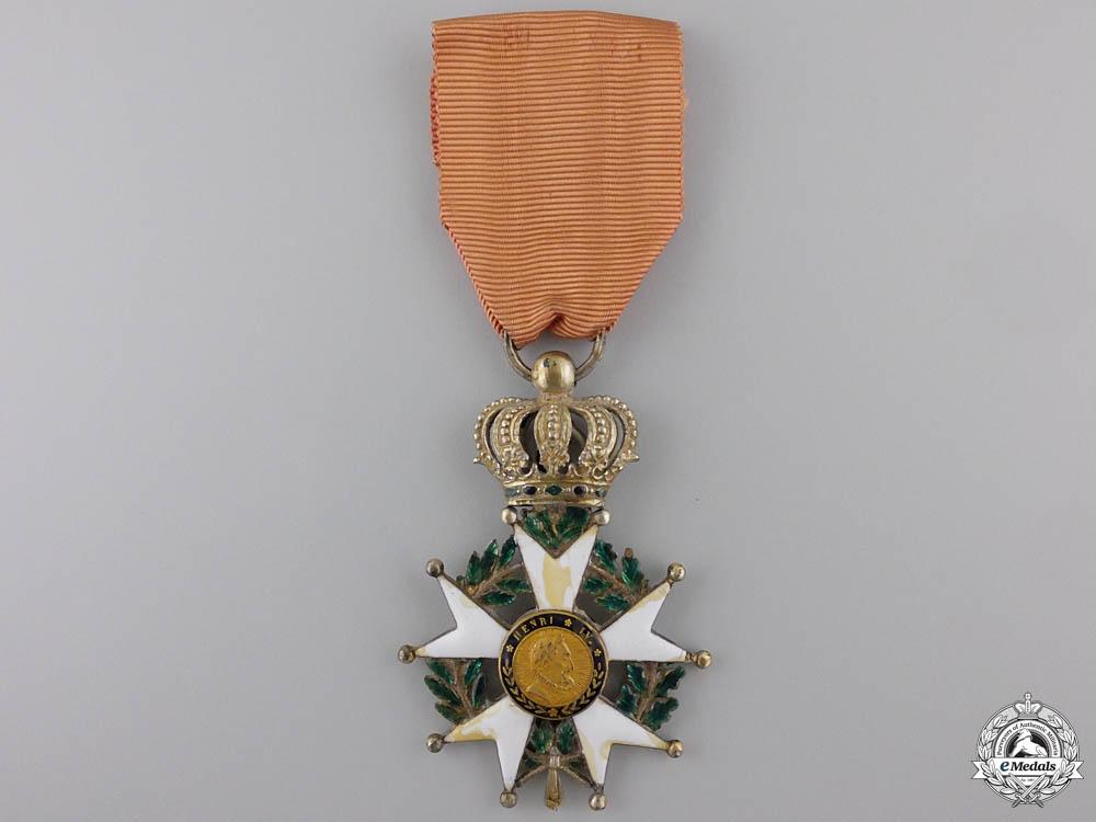 A French Legion D'Honneur; July Monarchy (1830-1848)