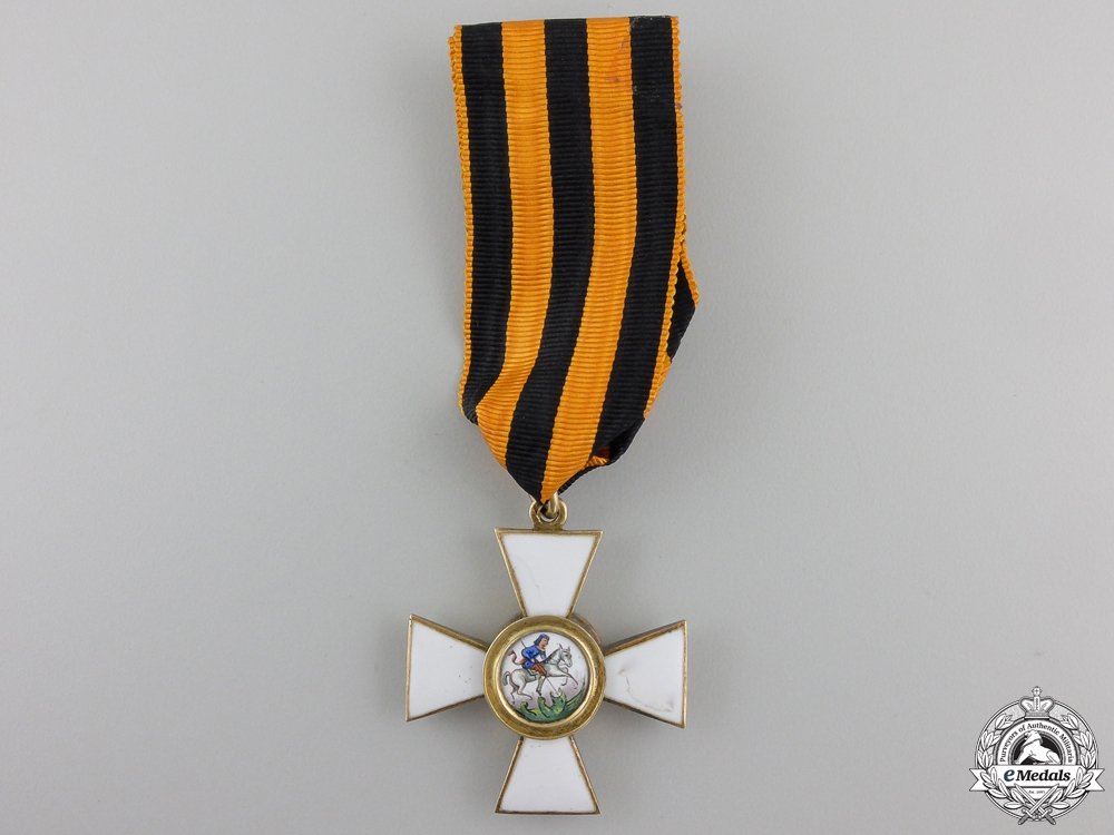 A French Made Russian Imperial Order of St. George
