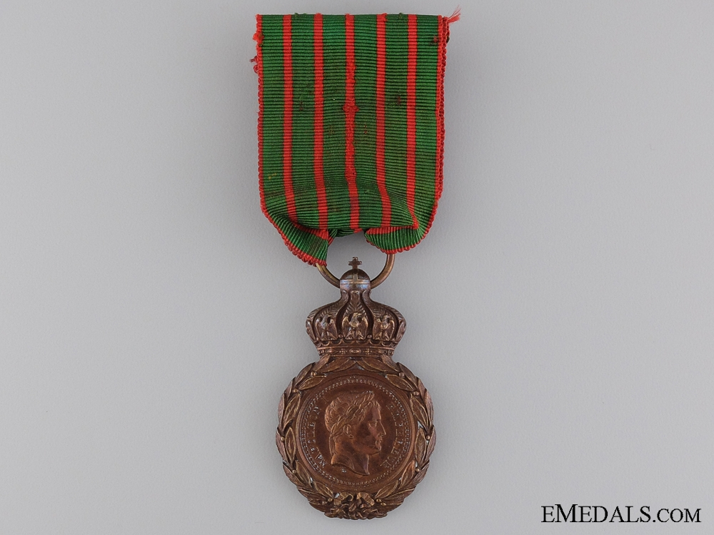 A French Saint Helena Medal