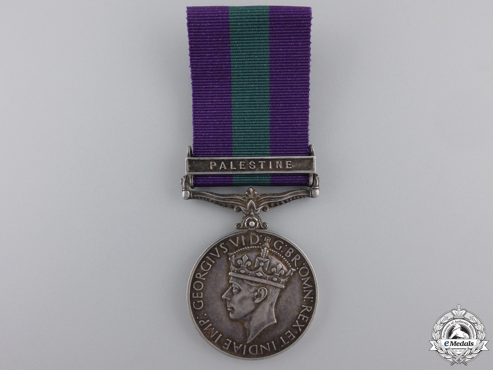 A General Service Medal 1918-62 to the Royal Air Force