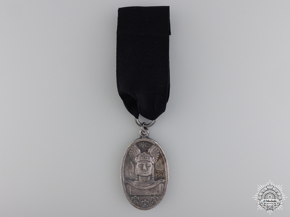 A German 1915 Care for Widows and Orphans Medal
