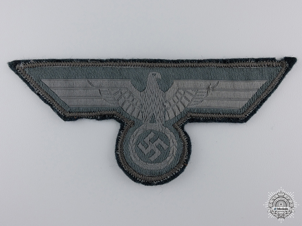 A German Army Breast Eagle
