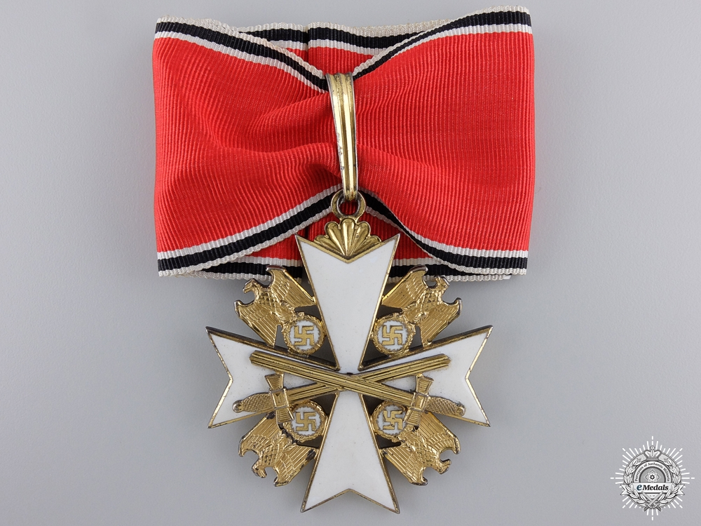 A German Eagle Order by Godet; Third Class