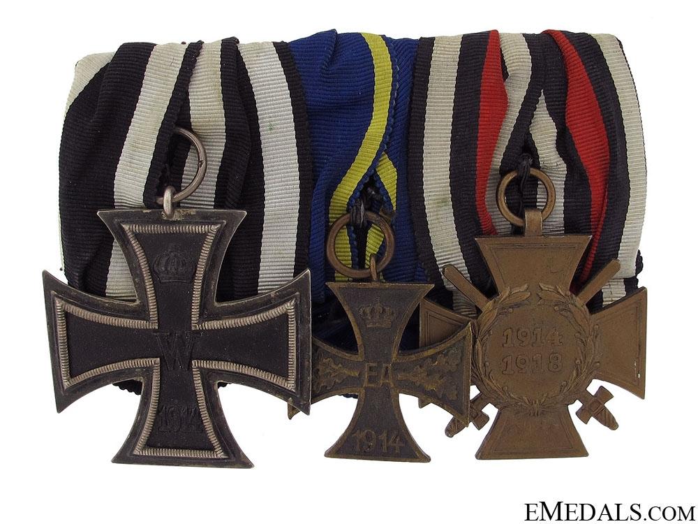 A German First War Group